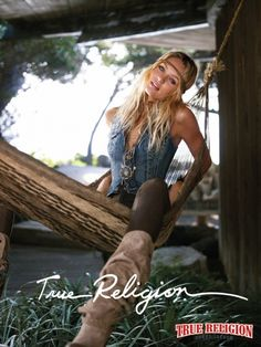 True Religion ads are always the best