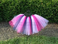 Twilight Sparkle tutu- My Little Pony Costume- Twilight Sparkle Costume- Girls Costume- My Little Pony tutu- Navy tutu- Light Purple tutu