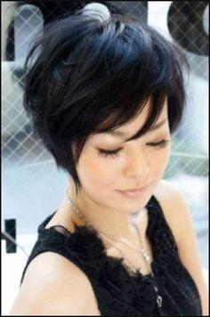 Am Besten Pixie Bob Haarschnitt Ideen // #Besten #Haarschnitt ... | Einfache Frisuren