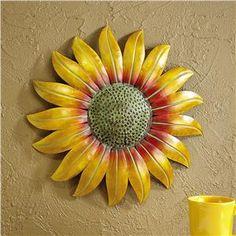 Sunflower Wall Art | Lillian Vernon | Lillian Vernon