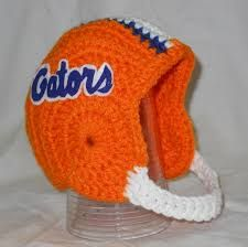 Image result for american football crochet hats