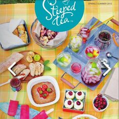 Our brand new catalog is hot off the press today! So many fabulous new items. What new #steepedtea item are you eyeing? :)