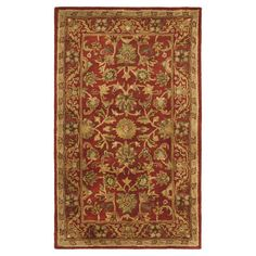 Found it at Wayfair - Antiquities Majesty Red Rughttp://www.wayfair.com/daily-sales/p/Safavieh-Rug-Sale-Antiquities-Majesty-Red-Rug~FV53895~E13866.html?refid=SBP.rBAZEVIeoqGc1whdNoalAgf7wgQbYEFPqLhXGD8Jiwk