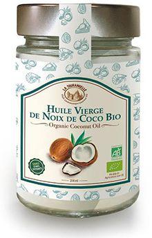 huile de noix de coco leclerc