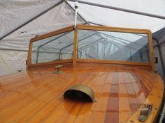 Custom made Giesler cedar-strip boat for sale 18 Ft | powerboats, motorboats | Peterborough | Kijiji