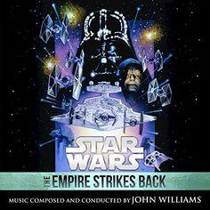 Star Wars The Empire Strikes Back Original Motion Picture Soundtrack -- ** AMAZON BEST BUY ** #StarWars