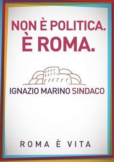 Non è politica. E' Roma