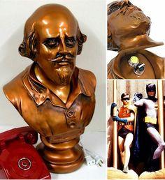 Batman Desk Accessories: to the Bat-Cave, Robin! Batman 1966, I Am Batman, Batman Robin, Batman Stuff, Batman Tv Show, Batman Tv Series, Batwoman, Batgirl, Man Cave And Workshop