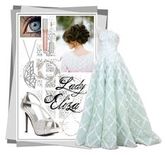 """""""Lady Eliza"""" by tamesmarlee ❤ liked on Polyvore featuring Pandora, Rami Al Ali and Touch Ups"""