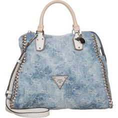 Guess AMELLE Torebka blue denim