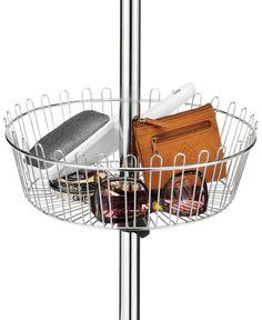 Whitmor Floor to Ceiling Revolving Shoe Rack, 36 Pair Shoe Spinner - Cleaning & Organizing - For The Home - Macy's