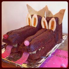 Les Petites M: Cette fête d'anniversaire LOUP / 4 ans et même pas peur du grand méchant loup! ☼