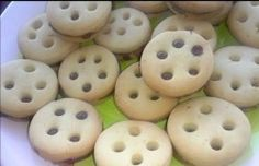 Biscotti Baiocchi Bimby