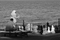 Omãne chess Photo by valber Silva -- National Geographic Your Shot