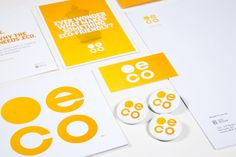 .eco - Glasfurd & Walker : Concept / Graphic Design / Art Direction : Vancouver, BC