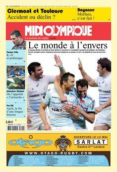 Midi Olympique - Lundi 12 Mai 2014 - N° 5233