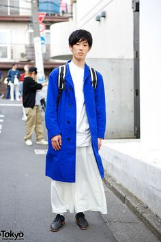 Hidetoshi, 20 years old, student | 29 May 2014 | #Fashion #Harajuku (原宿) #Shibuya (渋谷) #Tokyo (東京) #Japan (日本)