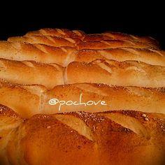 panes a punto de salir del #horno #panadería #bakery  (en @Nelson Oliveira Suarez N panes funcionales)