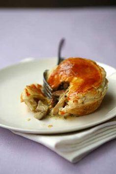 Chicken Pies from Cavoletto di Bruxelles