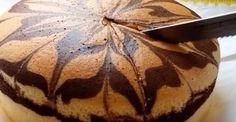 Marmorkagen der imponerer alle - så nem er den at lave