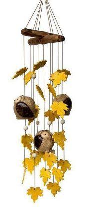 campanas de viento Buho