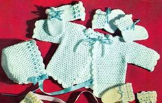 Amazon.com: Crocheted Beauty Baby Set - Crochet Pattern for Sweater, Booties, Mittens and Hat - Download Kindle Baby Crochet Pattern eBook: Bookdrawer: Kindle Store