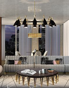 Living Room Contemporary Lighting Ideas | www.contemporarylighting.ey | #contemporarylighting #lightingdesign #livingroomdecor