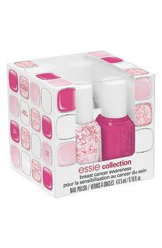 Pink palette by essie
