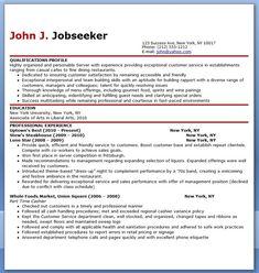 restaurant server resume sample free restaurant server sample resume