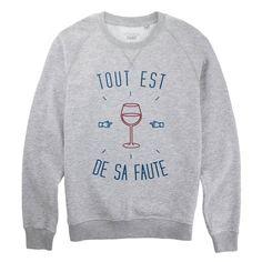 Monsieur Tshirt, T Shirt Original, Tee Shirts, Tees, Graphic Sweatshirt, Sweatshirts, Sweaters, Fashion, Dress Shirt