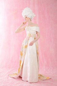 aliansa wedding dress   10 dos mais lindos vestidos de noiva no estilo quimono