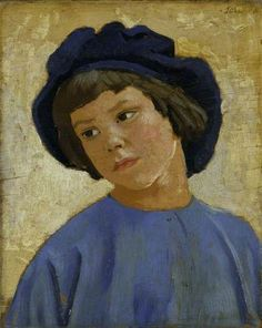 Caspar - Augustus John 1909