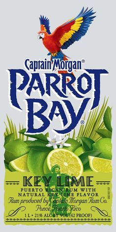 Captain Morgans Parrot Bay Rum