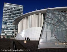 Filarmónica de Luxemburgo en Ciudad de Luxemburgo