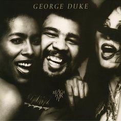Somehow it hit me listening to this…just how much of my adult musical understanding comes out of the artistry of the late George Duke. Painted his portrait several times. Made a friend becaus…