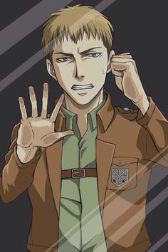 Jean Kirschtein~ Attack On Titan