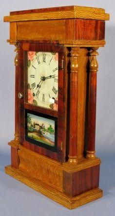 Seth Thomas Plymouth Hollow Shelf Clock