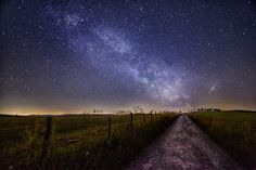 "500px / Photo ""Long Way Home"" by Paul Wozniak"