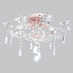 Theresa 3-Light Crystal Chandelier