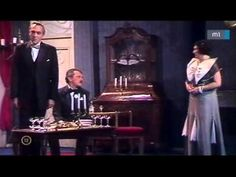 Hyppolit a lakáj 1990 színázi előadás 3. felvonás Lany