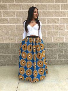 Chloe Maxi Skirt
