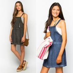 Ya estáis pensando en vuestros TOTAL LOOKS para este verano??? Nuestros vestidos de tirantes son LO MÁS y perfectos para triunfar!!! #nicoli #nicolimoda #fashion #moda #cool #nice #lomasin #newcollection www.nicoli.es