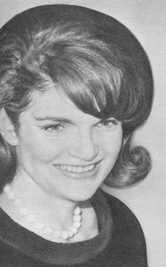 """Former First Lady Mrs ~~Jacqueline Lee (Bouvier) Kennedy Onassis """"Jackie"""" (July 28, 1929 – May 19, 1994) was the wife of the 35th President of the United States, John F. Kennedy her style, elegance, and grace. She was a fashion icon; her famous ensemble of pink Chanel suit and matching pillbox hat has become symbolic of her husband's assassination and one of the lasting images of the 1960s. She was named to the International Best Dressed List Hall of Fame in 1965.❤❤❤ ❤❤❤❤❤❤❤"""
