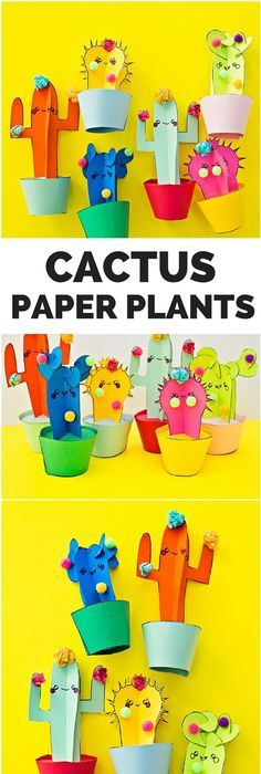 WITH TEMPLATES DIY Happy Cactus Plant Craft with Free Printable Templates. Cute summer craft for kids!DIY Happy Cactus Plant Craft with Free Printable Templates. Cute summer craft for kids! Summer Arts And Crafts, Summer Art Projects, Craft Projects For Kids, Diy For Kids, Animal Activities For Kids, Animal Crafts For Kids, Summer Activities, Printable Crafts, Printable Templates