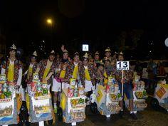 Gran Desfile de Carnaval 2016. ¡En Carnavales ... Santoña te espera!