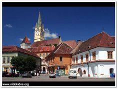 ROMANIA-vechiul Sibiu
