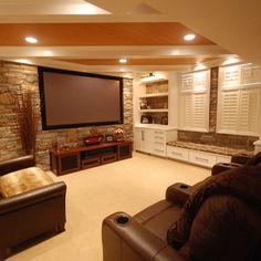 Basement looks nothing like a basement!