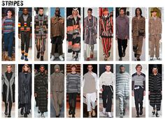 Textile Candy: Autumn/Winter 2016 Menswear trend report: Print