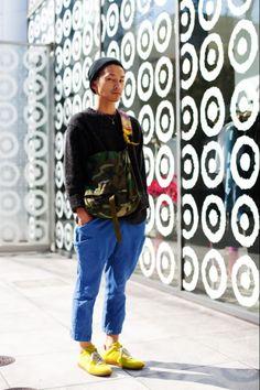 Urban Tokyo #style #fashion
