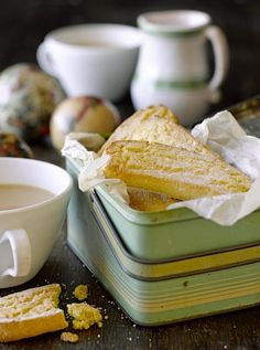 Gluten-free citrus shortbread   Jamie Oliver   Food   Jamie Oliver (UK)